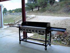 Arrowhead Point Resort BBQ