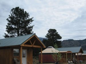 Arrowhead Point Resort Cabins