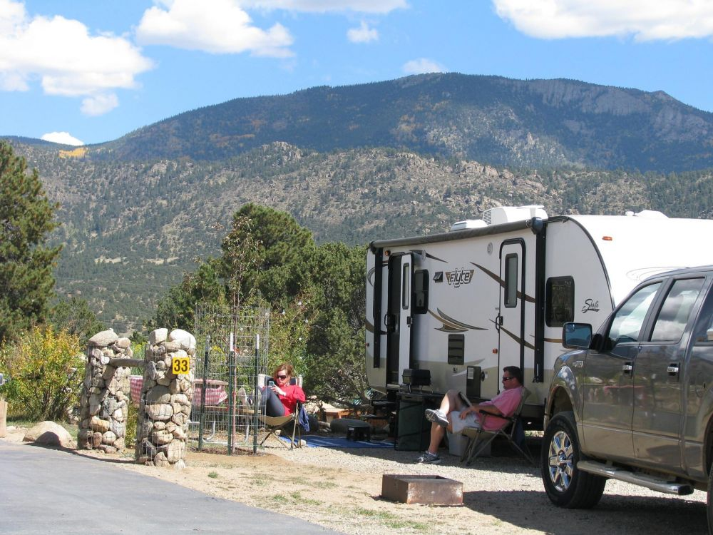 Our RV Club's Stay