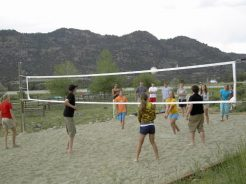 Arrowhead Point Resort Volleyball