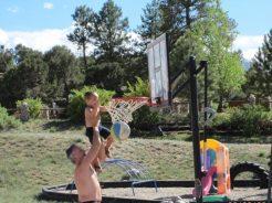 Arrowhead Point Resort slam dunk