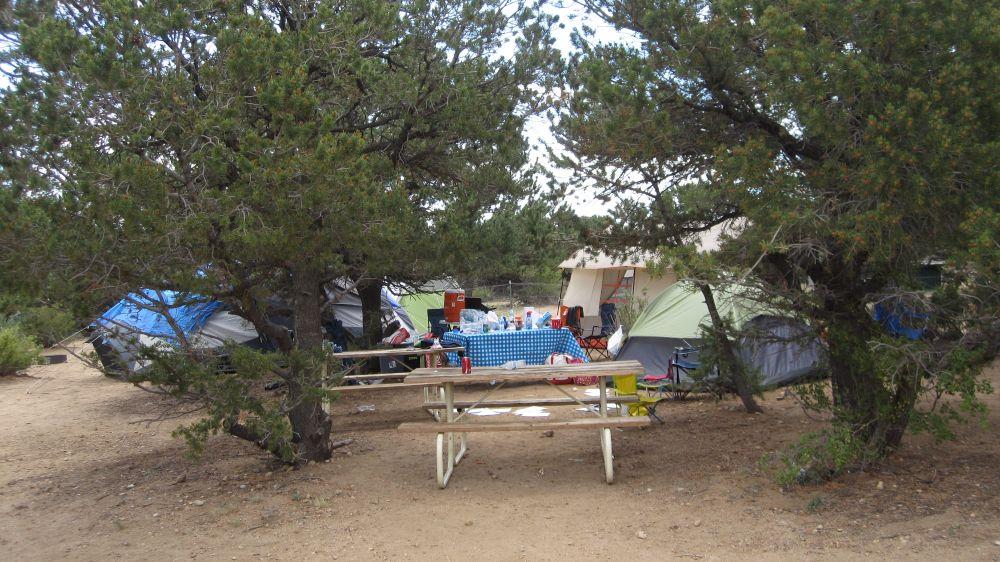 Tents Arrowhead Point Resort Buena Vista Colorado S