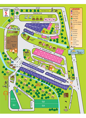 Arrowhead Point Resort Colorado Campground Rv Park