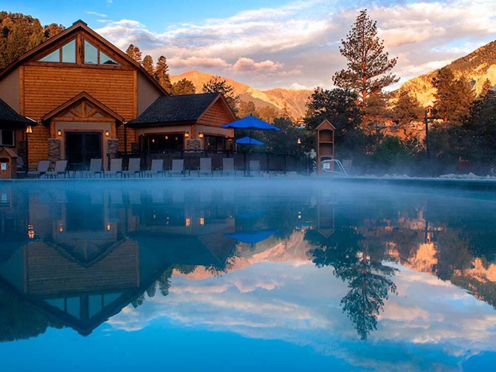 Arrowhead Point Resort Colorado Campground Rv Park